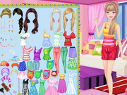 Fashion Barbie Games Barbie Fashion Cleaner Play