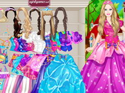 Click To Play Now. Barbie Princess Charm School