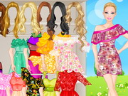 Barbie Summer Dresses