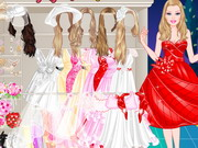 Barbie Vintage Bride Dressup