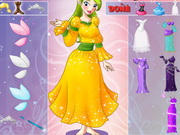 Glitter Fairy Princess Dress Up