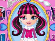 Baby Barbie Monster High Costumes