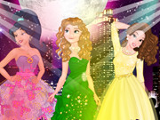 Disney Princesses Runway Models
