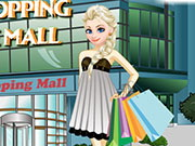 Elsa Shopping At The Mall