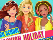 High School Fashion Holiday - Season 1