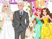 Ice Princess Wedding