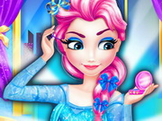 Ice Queen Make Up Salon