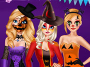 Princess Halloween Carnival