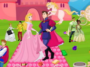 Princess Wedding Cleaning