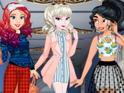 Princesses College Fashion