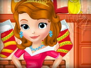 Sofia The First Total Christmas Prep