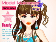 Summer Cover Model Makeover