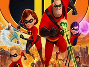 The Incredibles 2 Jigsaw