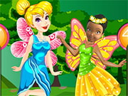 Tinkerbell Vs Iridessa Fairyes Battle